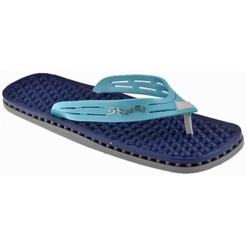Schuhe Herren Zehensandalen Sensi Montecarlo flip flop zehentrenner Multicolor