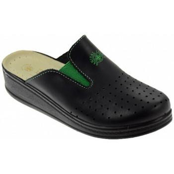 Schuhe Damen Pantoletten / Clogs Sanital Anatomische Gummi orthopaedische