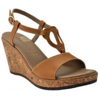 Schuhe Damen Sandalen / Sandaletten Donna Serena Der Keil 80 sandale