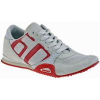 Schuhe Damen Sneaker Low Miss Sixty Q536 Walk turnschuhe Weiss