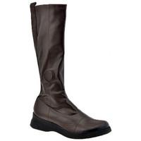 Schuhe Damen Klassische Stiefel Janet&Janet 1659 Black Spot stiefel Braun