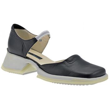 Schuhe Damen Sandalen / Sandaletten Janet&Janet Geschlossen sandale Schwarz