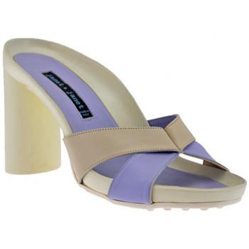 Schuhe Damen Sandalen / Sandaletten Janet&Janet Heel 80 sandale Violett