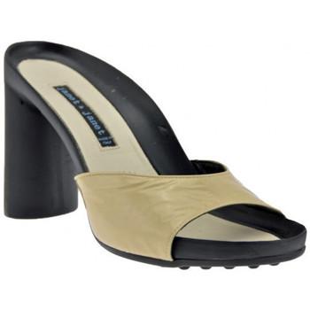 Schuhe Damen Sandalen / Sandaletten Janet&Janet Bereich Heel 80 sandale Beige