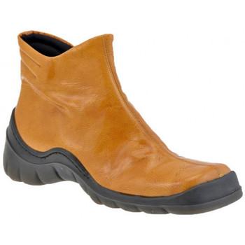 Schuhe Damen Low Boots Janet&Janet 4559 Beatles Nada halbstiefel Braun