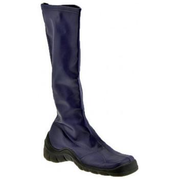 Schuhe Damen Klassische Stiefel Janet&Janet 4564 Nada stiefel Violett