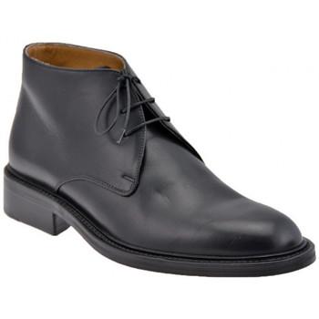 Schuhe Herren Richelieu Lancio Lässige Mid Classic Double Bottom richelieu