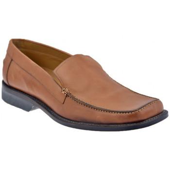 Schuhe Herren Slipper Lancio Punta Quadra mokassin halbschuhe