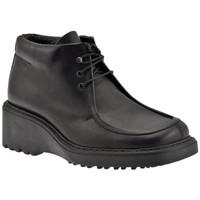 Schuhe Damen Boots Lumberjack Zeppa40 bergschuhe Schwarz