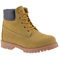 Schuhe Mädchen Boots Lumberjack Fluss-Boot bergschuhe