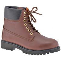 Schuhe Herren Boots Lumberjack River Boot bergschuhe Braun