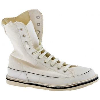 Schuhe Herren Sneaker High Cult HoheReifenbergschuhe Weiss