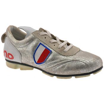 Schuhe Herren Sneaker High Cult EnglandLässigesneakers Silbern