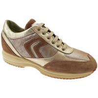 Schuhe Kinder Sneaker High Geox Lässige Sneakers sneakers
