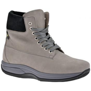 Schuhe Herren Wanderschuhe Bob Molla Momi-Bootbergschuhe Grau