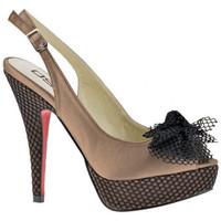 Schuhe Damen Pumps Osey Heel Sandale 130 hoehe Absatz