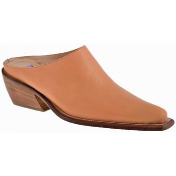 Schuhe Damen Pantoletten / Clogs Pepol Texan Heel 30 sabot
