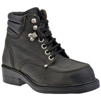 Schuhe Herren Boots Stone Haven Polizei Low Point of Steel bergschuhe