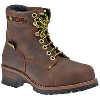 Schuhe Herren Boots Stone Haven Police Point of Steel bergschuhe