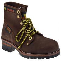 Schuhe Herren Boots Stone Haven Police Steel Toe bergschuhe