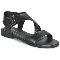 Schuhe Damen Sandalen / Sandaletten Betty London EMALIA Schwarz