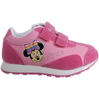 Schuhe Mädchen Sneaker Low Disney Minnie Mouse 2300-229 Rosa
