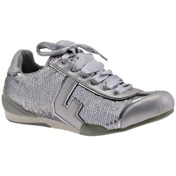Schuhe Damen Sneaker Low Fornarina Pailletten Sneakers turnschuhe