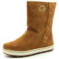 Schuhe Damen Boots Sorel Glacy Elk