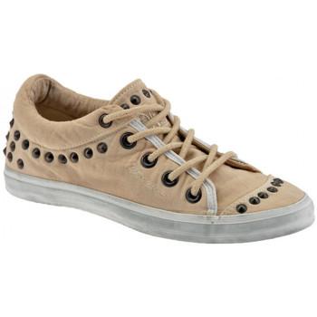 Schuhe Damen Sneaker Low Fornarina Lite Noppen turnschuhe
