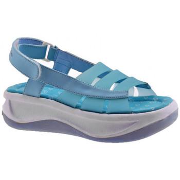 Schuhe Kinder Sandalen / Sandaletten Fornarina Transparentsandale Multicolor