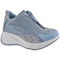 Sneaker High Fornarina Neue Zip wedge