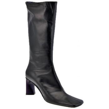 Schuhe Damen Low Boots Giancarlo Paoli Zip T.60 halbstiefel