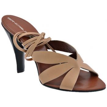 Schuhe Damen Sandalen / Sandaletten Giancarlo Paoli Kadi Heel 110 sandale Beige