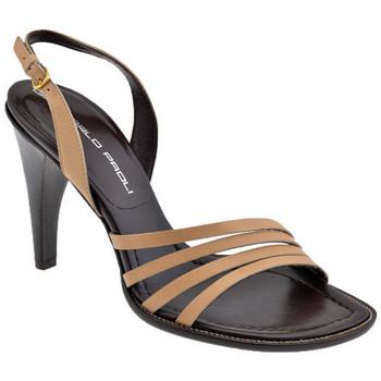 Schuhe Damen Pumps Giancarlo Paoli Heel R905 105 hoehe Absatz