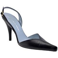 Schuhe Damen Pumps Giancarlo Paoli VA11 Heel 95 hoehe Absatz