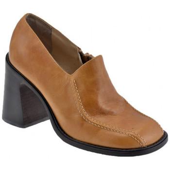 Schuhe Damen Slipper Strategia Hals Zip Heel 90 mokassin halbschuhe