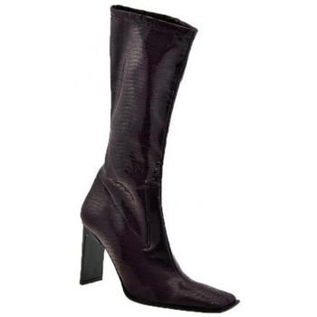 Schuhe Damen Klassische Stiefel Strategia 519Heel80stiefel Violett