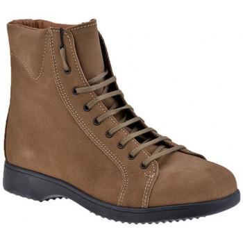 Schuhe Damen Boots C.p. Company Wanderschuhe bergschuhe Beige