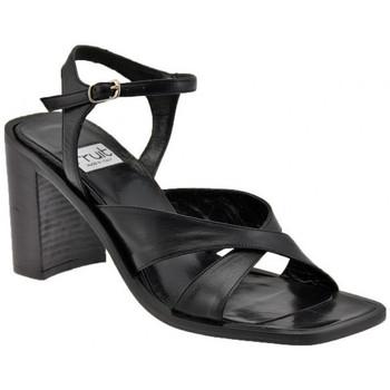 Schuhe Damen Sandalen / Sandaletten Fru.it Strap Heel 80 sandale