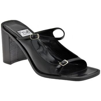 Schuhe Damen Sandalen / Sandaletten Now 280HeelBucklessandale Schwarz