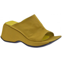 Schuhe Damen Pantoletten / Clogs Fru.it Blunt Wedge 60 sabot