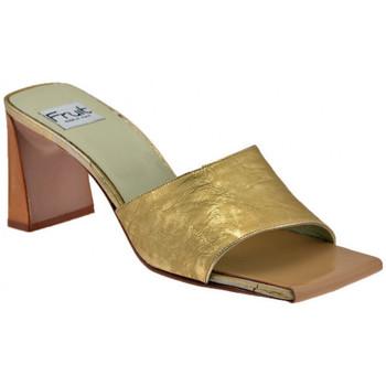 Schuhe Damen Pantoffel Fru.it Bereich Heel 80 pantoletten hausschuhe