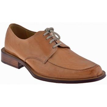 Schuhe Herren Derby-Schuhe Nicola Barbato 5 Löcher Sfilato bergschuhe