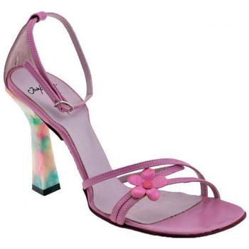 Schuhe Damen Sandalen / Sandaletten Josephine Blumen-Heel 100 sandale