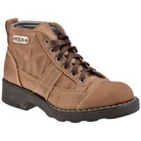 Schuhe Damen Boots Tks Satin 6 Löcher bergschuhe