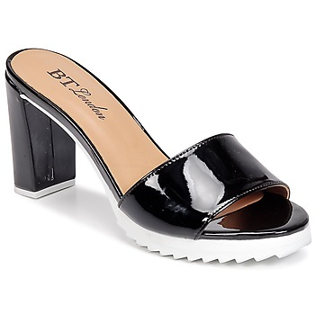 Schuhe Damen Sandalen / Sandaletten Betty London EJORDY Schwarz