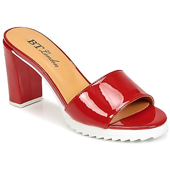 Schuhe Damen Sandalen / Sandaletten Betty London EJORDY Rot