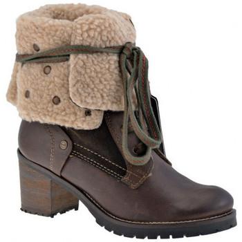 Schuhe Damen Klassische Stiefel Wrangler Rusty Stud bergschuhe