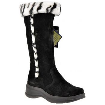 Schuhe Kinder Klassische Stiefel Lelli Kelly Zebrinestiefel Schwarz