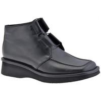 Schuhe Damen Boots Dockmasters Ankle 30 bergschuhe Schwarz